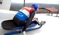 Demčenko: Latviešu kamaniņu braucēji izstrādājuši olimpiskās kamanas