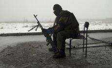 Ukrainā par karošanu separātistu rindās Krievijas pilsonim piespriež 13 gadus cietumā