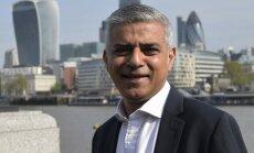 Tramps: Jaunais Londonas mērs būtu izņēmums musulmaņu aizliegumam ASV