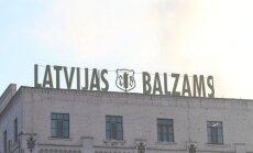 'Latvijas balzams' peļņa pirmajā pusgadā pieaug par 30%