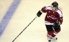 Macijevskis, pēc pārtraukuma atgriežoties Latvijas izlasē, vēlas gūt baudu no spēlēšanas