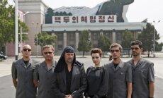 'Laibach' izziņo jaunu albumu un koncertē Dienvidkorejā