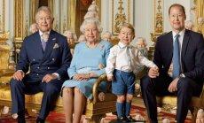 Acu mežģis: Vai spēj atrast 90 Lielbritānijas karalienes ģīmīšus?