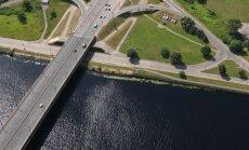 Реконструкция Островного моста идет с опережением графика