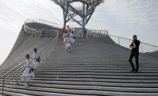 Pirmizrādi piedzīvos Žanetes Skarules dokumentālā filma 'Lidojošo mūku templis'