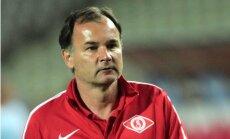 Jūrmalas 'Spartak' treneris amatu pametis personisku iemeslu dēļ