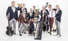 Rokenrola grupa 'Keksi' ielūdz uz ikgadējo 'Muzikālo Skudrupūzni'