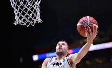 Strēlnieka 'Brose Baskets' piedzīvo zaudējumu Vecvagara pārstāvētajai 'Žalgiris'