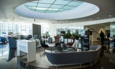 Foto: 'Lexus Riga Airport' atklājis jaunā koncepta salonu