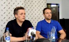 Jaunups: 'VEF Rīga' mērķi paliek nemainīgi - uzvara LBL un izslēgšanas spēles Vienotajā līgā