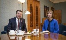 Президенты Латвии и Эстонии обсудили, как сотрудничать с администрацией Трампа