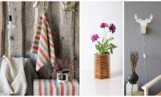 Ražots Latvijā: dāvanas mājai no lina, māla, koka un ne tikai
