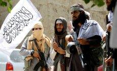 Talibi zaudējuši kontroli pār apgabaliem Afganistānā