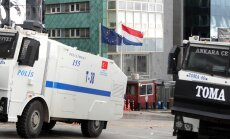Nīderlande no Turcijas atsauc tur neesošo vēstnieku