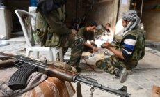 Sīrija nespēs ievērot termiņu ķīmisko ieroču izvešanai no valsts, lēš ANO