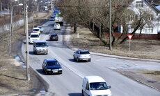В Риге до декабря запретят проезд крупногабаритного транспорта под Деглавским мостом