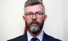 Скуиньш отозвал свою кандидатуру на пост гендиректора СГД