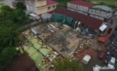 Video: Pēc postošās zemestrīces Indonēzijā turpinās izdzīvojušo meklēšana