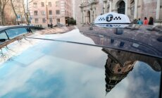 VID sāk sodīt taksometru kompānijas par skaitītāju nemainīšanu