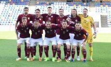 Сборная Латвии опустилась на 130-е место — исторический антирекорд