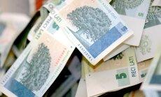 Valsts kase: valsts parāda apkalpošanā šogad izdosies ietaupīt vairāk nekā 30 miljonus latu