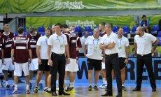 Latvijai otrais solis pret Melnkalni - uzvarētāju duelis