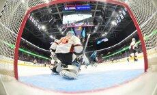 Vārtsargam Kivleniekam zaudējums AHL čempionāta spēlē