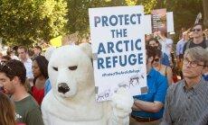 Foto: Pasaulē protestē pret ASV izstāšanos no Parīzes klimata līguma