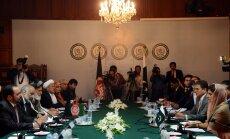 Pakistāna piekrīt atbrīvot ieslodzītus 'Taliban' biedrus miera sarunu veicināšanai