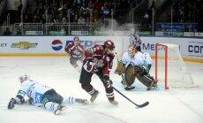 Video: Hosas vārtu guvums iekļūst KHL regulārās sezonas TOP 10
