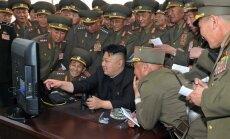 Pēc Obamas apvainošanas Ziemeļkoreja palikusi bez interneta