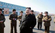 КНДР заявила об испытании мощного ракетного двигателя