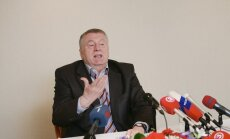 Krievija Vešņakovu atsauks uz konsultācijām, paziņo Žirinovskis