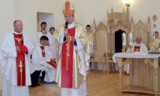 'Ir noticis kas neiedomājams' – katoļu bīskaps Bulis pēc Zeiļas aresta vēršas pie ticīgajiem