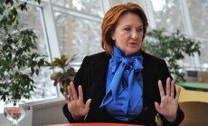 Šveice Krievijas eksministres kontos iesaldē 61 miljonu dolāru