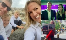 Alise Balgalve par līdzsvaru dzīvē, karūsu tirgošanu bērnībā un sava biznesa izveidi no nulles