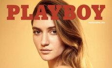 Kailums ir normāls. 'Playboy' atsāk meiteņu kailfoto publicēšanu