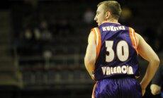 Kuksika pārstāvētā 'Valencia Basket' arī iekļūst Eiropas kausa pusfinālā