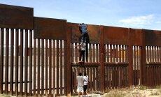 ASV štati uz Meksikas robežu dziras sūtīt 1600 Nacionālās gvardes karavīrus