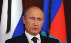 Владимир Путин выразил соболезнования Латвии