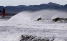 Tropiskā vētra 'Aizeks' izjauc ASV Republikāņu partijas konventa darba plānus