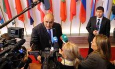 Bulgārijas premjers paziņo par demisiju