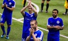 RFS futbolisti pendelēs uzvar valsts čempioni 'Spartaku' un triumfē 'Virslīgas kausā'