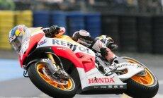 Pedrosa uzvar otro 'MotoGP' posmu pēc kārtas
