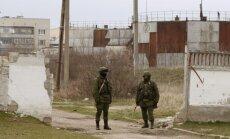 Noliedz informāciju, ka nolaupītais ukraiņu komandieris nodevis armijas daļu