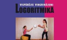 Iznākusi grāmata 'Logoritmika' – vingrinājumu apkopojums bērniem vispārējai attīstībai