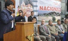 Bolīvija nacionalizē Spānijas uzņēmumiem piederošas lidostas