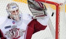 Rīgas 'Dinamo' garā 'bullīšu' sērijā piedzīvo zaudējumu Ņižņijnovgorodā
