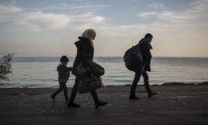 Ziņojums: pieaugot migrācijas plūsmām, palielinājies spiediens uz Latvijas robežu