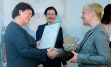 Foto: VID lielāko nodokļu maksātāju ceremonijā triumfē 'Statoil Fuel&Retail'